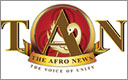 TAN The Afro News Logo